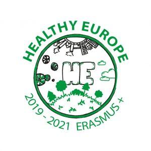 Erasmus + Healthy Europe